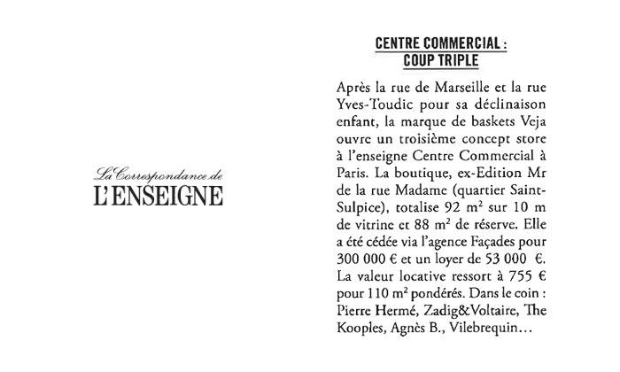 La Correspondance 09/17